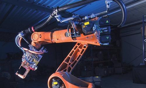 如何选择kuka机器人管线包