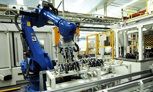 自动化生产线改造迎来发展的专属空间