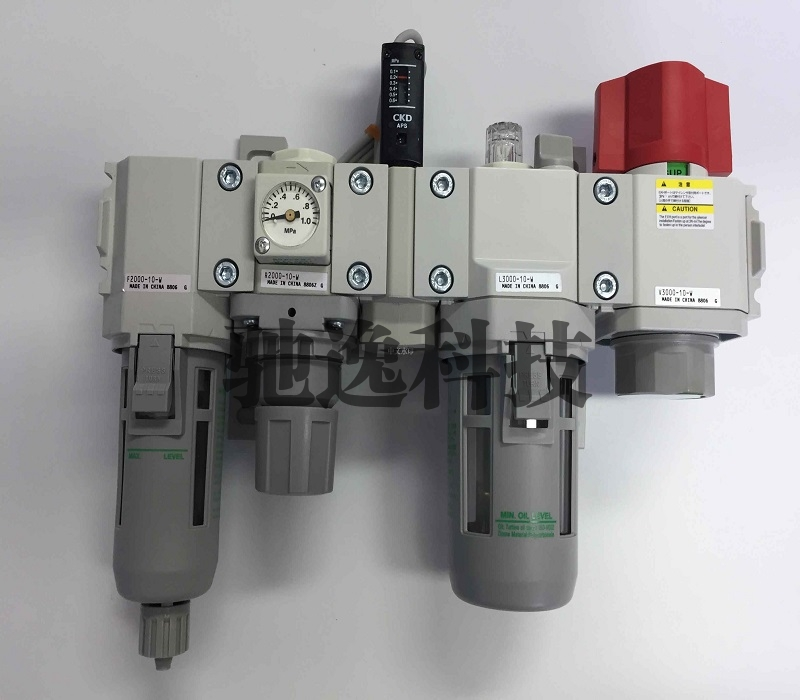 F.R.L组合C3000-10-W-USV