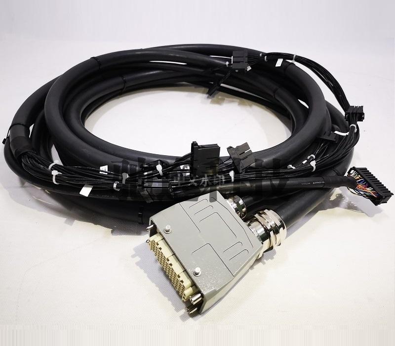 机器人动力+编码电缆