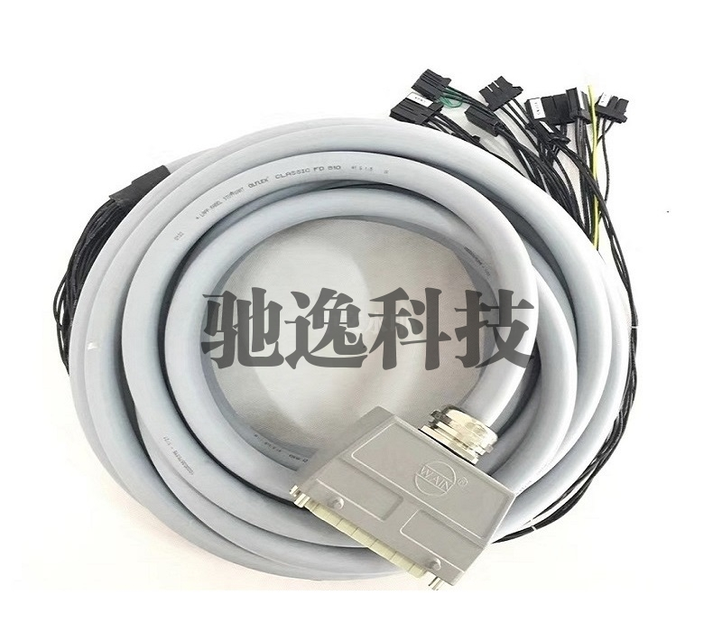 机器人动力电缆