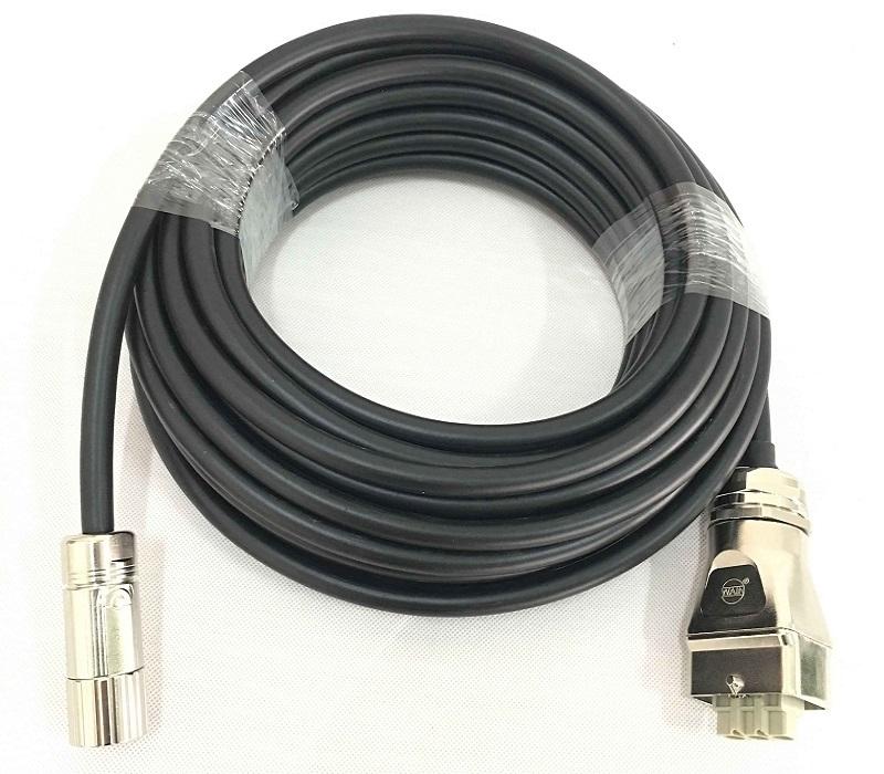外部轴电缆