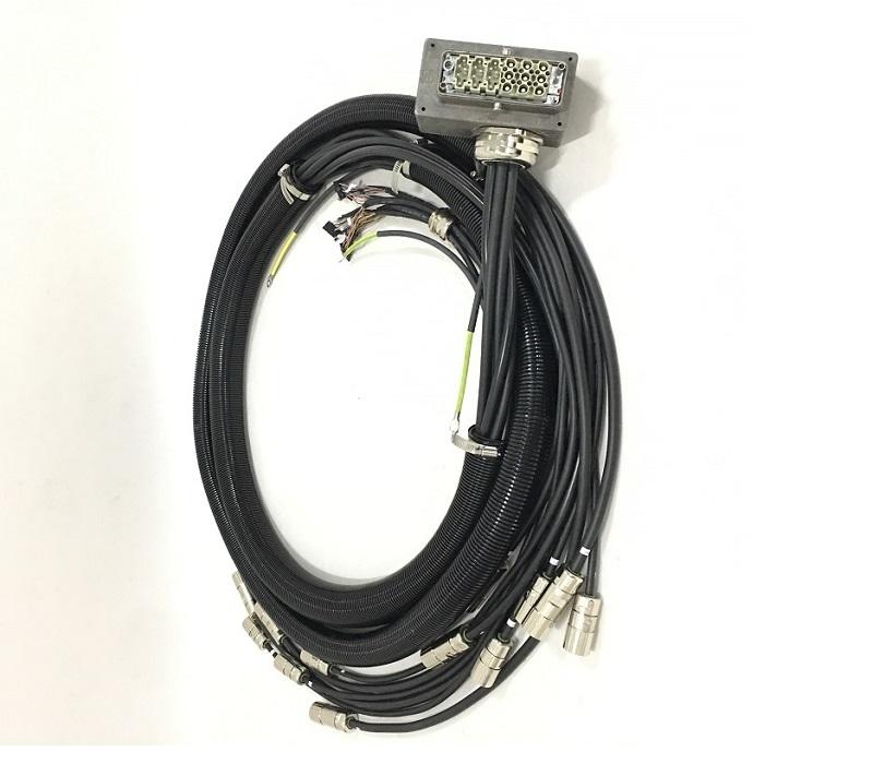 机器人本体电缆