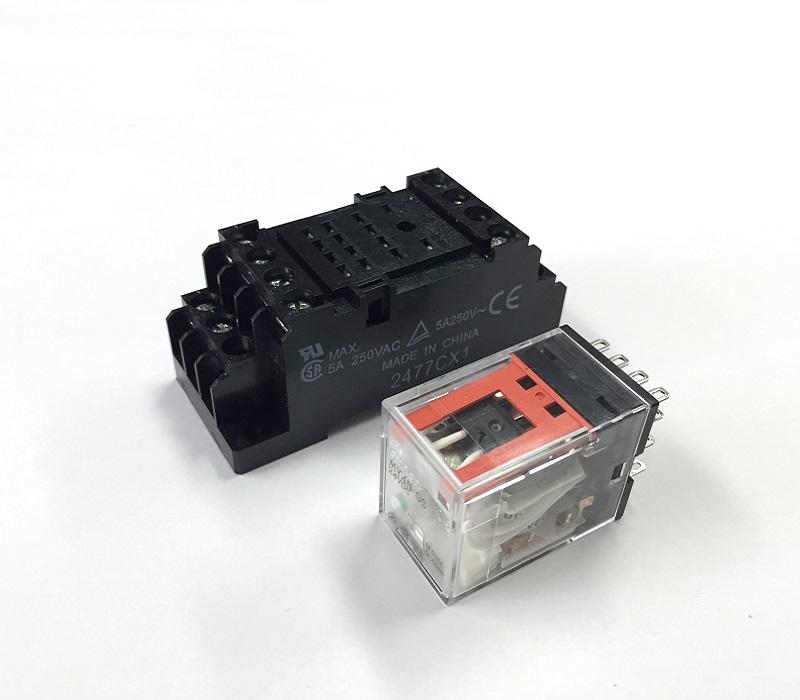 继电器 MY4N-GS